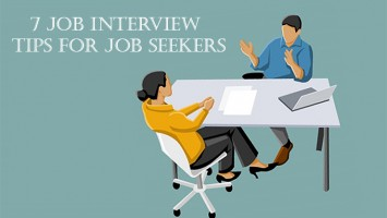7 job interview tips