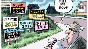 2016 USA presidential election