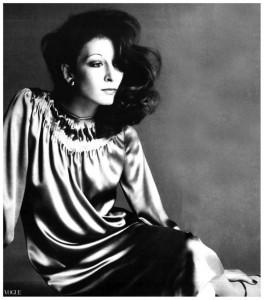 Anjelica Huston - Celebrities Then and Now
