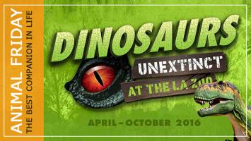 Dinosaurs - Unextinct at the LA Zoo